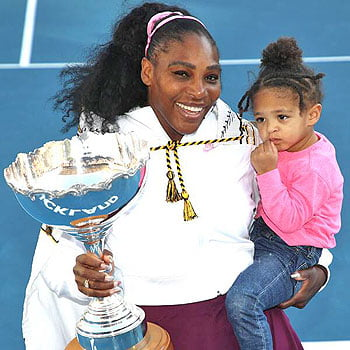 Serena Williams Wins ASB Classic