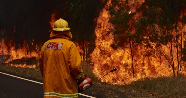 Petition to Provide Support to Australia's Volunteer Firefighters