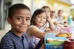 Evergreen Community Charter School Receives Donation from Food Lion Feeds Charitable Foundation
