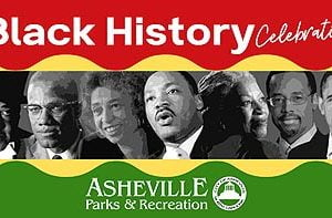 Asheville Parks and Recreation Black History Month Events