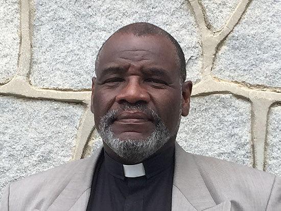 Pastor Spencer Hardaway