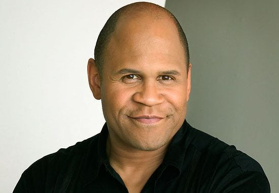 Comedian & Actor Rondell Sheridan at the Wortham Center for the Performing Arts