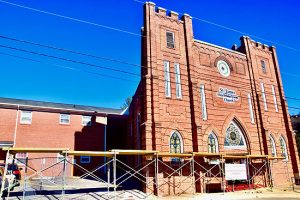 Historic St. James AME Church Launches Capital Campaign