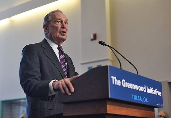 Statement from Mike Bloomberg on Black History Month
