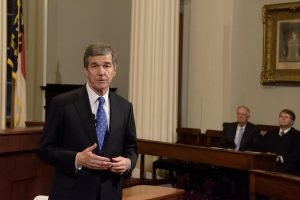 Governor Cooper Directs Funding to Schools