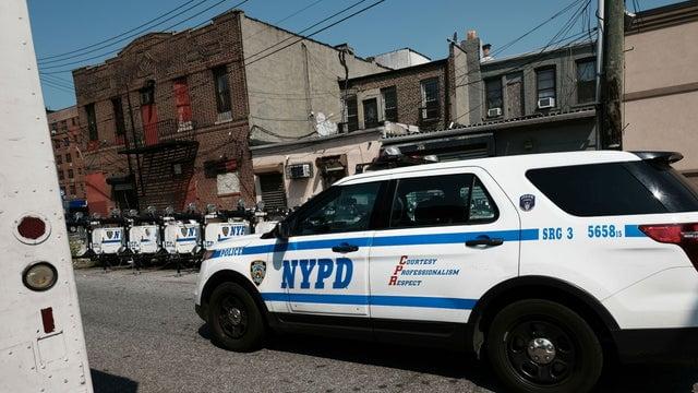Coronavirus Hits Hundreds of New York Police