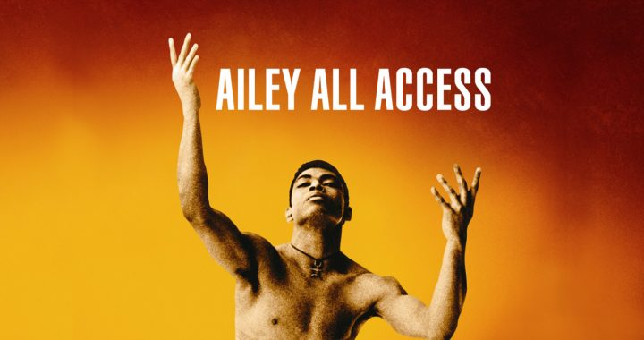 Alvin Ailey Streaming Performances Online