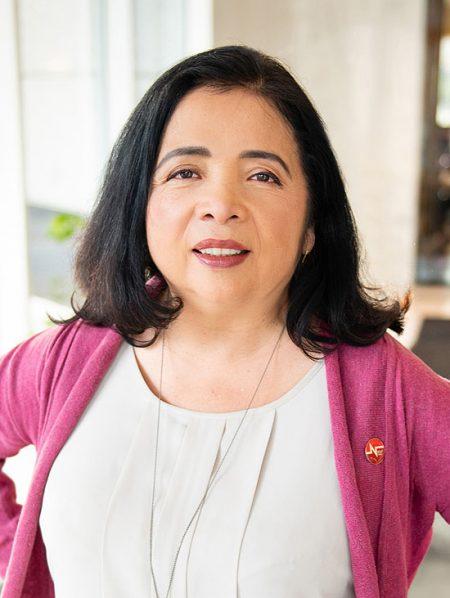 Bonnie Castillo, RN. Photo: Michael Gerometta