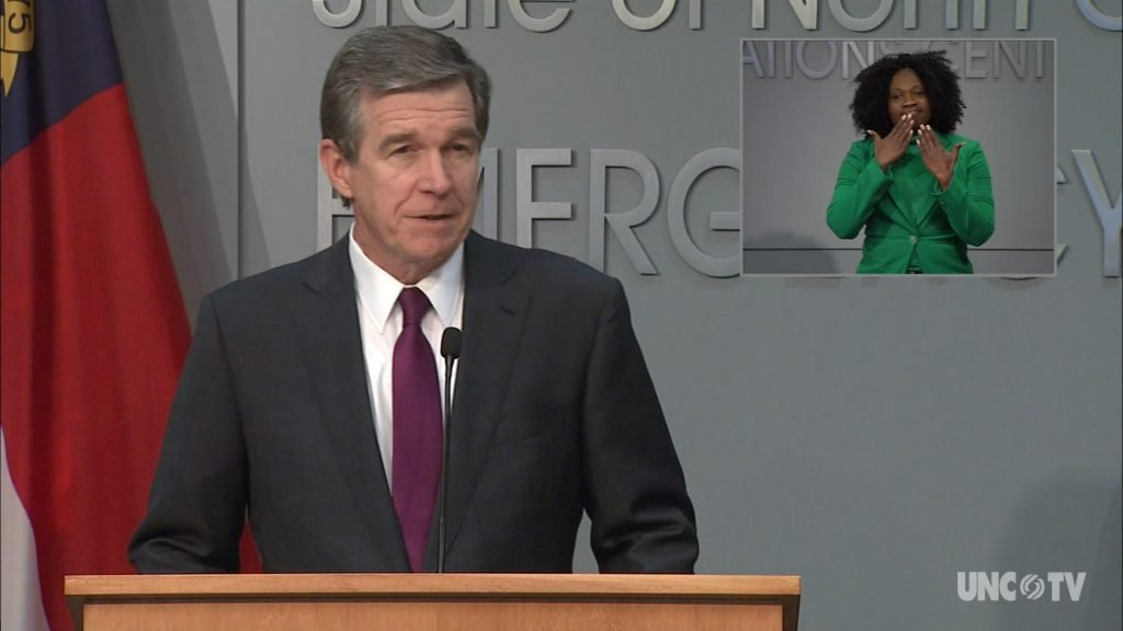 Governor Roy Cooper