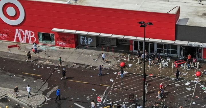 Looters, Big Box Stores, and Racism
