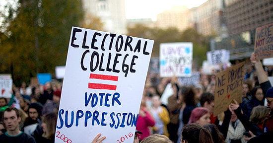 Supreme Court to Hear Case Against Electoral College