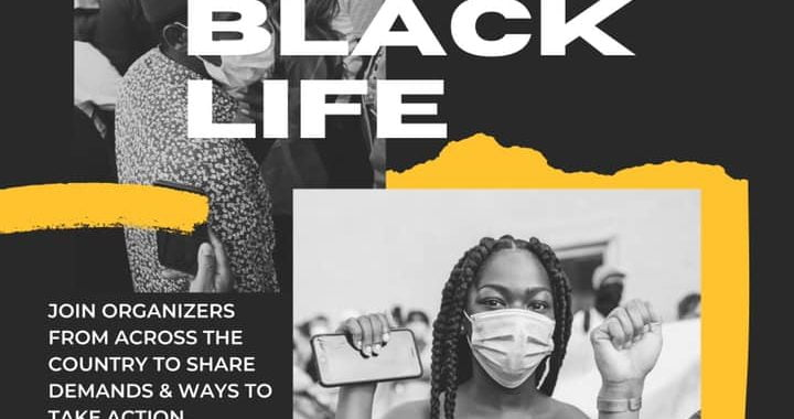 M4BL National Call in Defense of Black Life