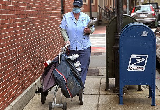 Postal Service Lobbies for Relief