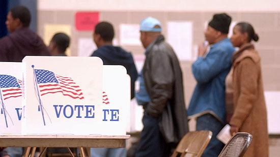 Senator Kamala Harris Introduces VoteSafe Act