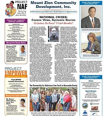 Mount Zion Community Development – June 2020