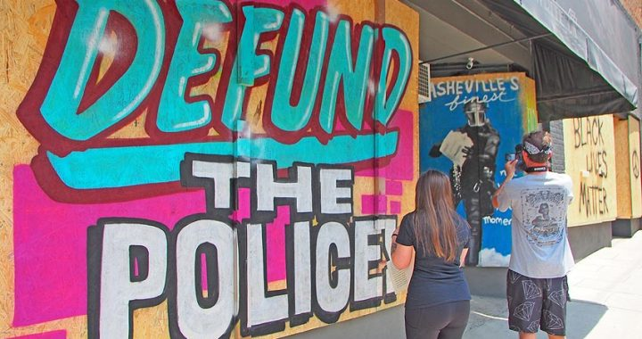 What Defund the Police Means