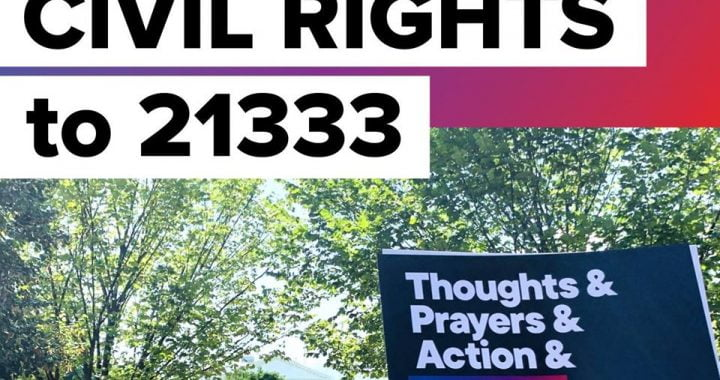 400+ Civil Rights Organizations Urge Congressional Action on Police Violence