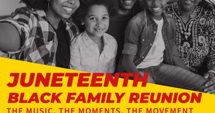 Juneteenth Black Family Reunion