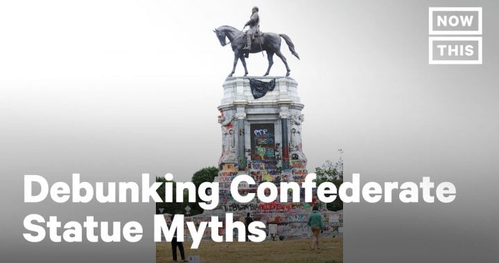 Myths About Confederate Monuments