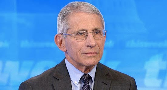 Thank You Dr. Fauci!