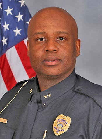 Wilmington Police Chief Donny Williams