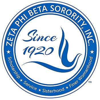 Lambda Zeta Chapter of Zeta Phi Beta Sorority Award Recognitions