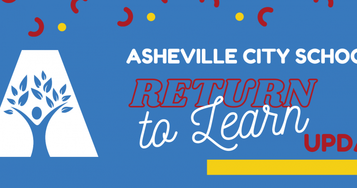Remote Instruction for Asheville City Schools