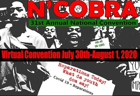 Conversation Reparations NCOBRA National Convention