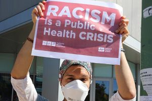 Buncombe County Health and Human Services Board Declares Racism as a Public Health Crisis
