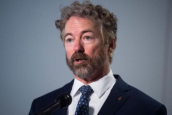 Kentucky's Junior Senator Rand Paul Holds Up Anti-Lynching Bill