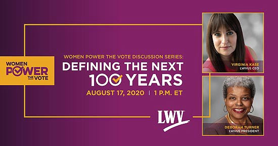 Women Power the Vote Discussion
