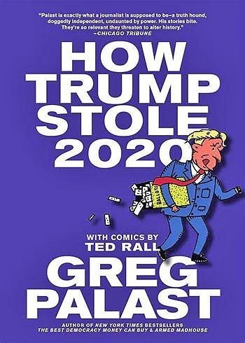 book, How Trump Stole 2020