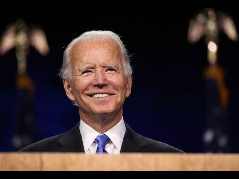 Joe Biden's 2020 Acceptance Speech