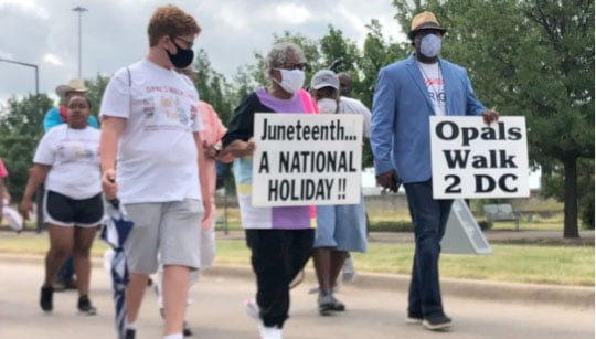 One Senator is Blocking Juneteenth