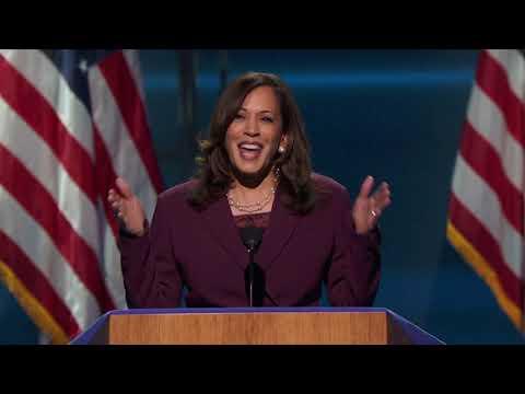 Sen. Kamala Harris' Acceptance Speech
