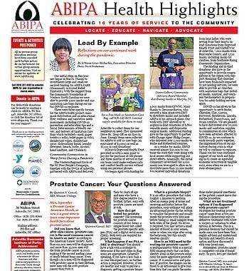 ABIPA Health Highlights – September 2020
