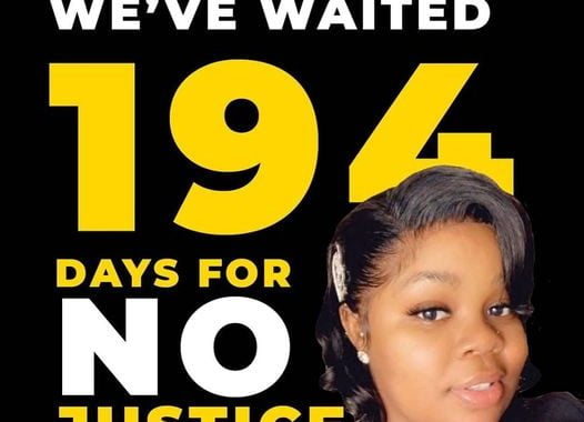 NAACP: The Justice System Failed Breonna Taylor