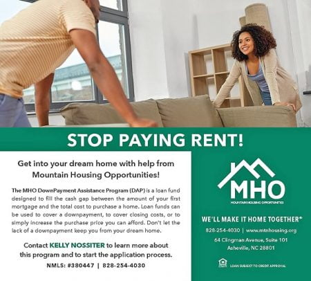 Mountain Housing Opportunities ad