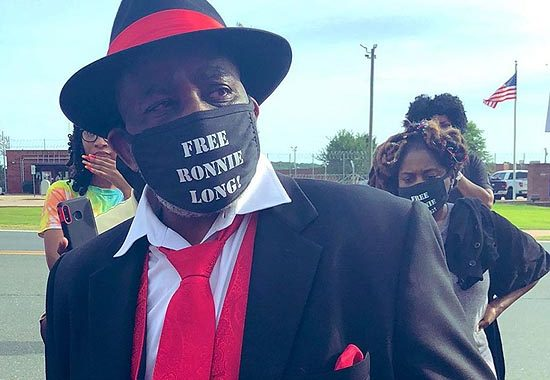 Ronnie Long Freed After 44 Years