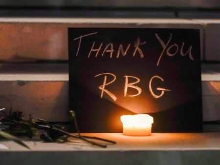 thank you rbg candle