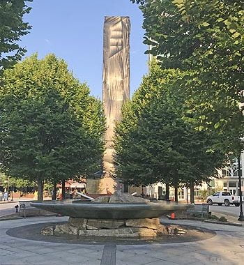 Vance Monument Task Force Seeking Input