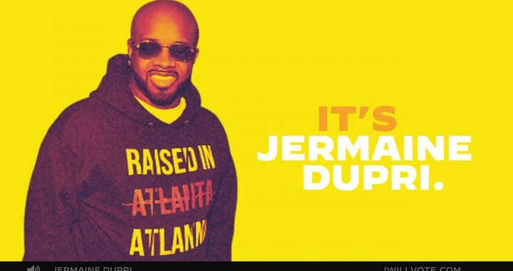 Jermaine Dupri: Our Voice, Our Vote