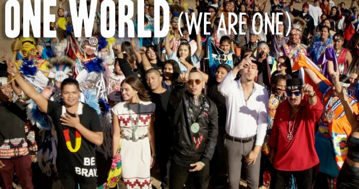 One World, We Are One – Official Video
