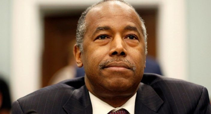 Ben Carson Tests Positive for COVID-19