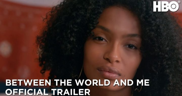 Between The World And Me on HBO