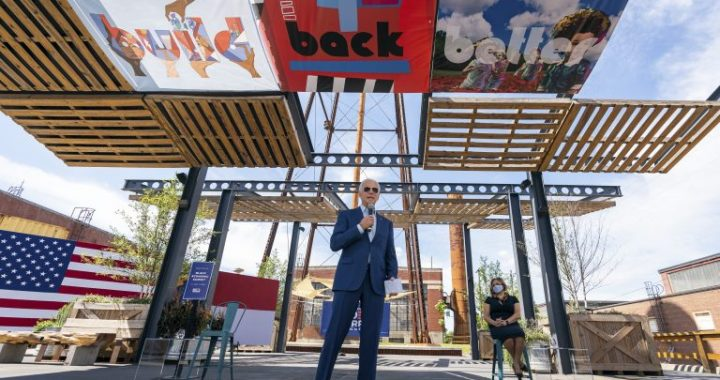 Joe Biden Tackles Systemic Racism and Hate