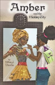 book, Amber and the Hidden City