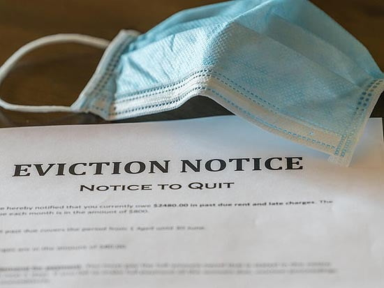 Temporary Moratorium on Renter Evictions to Prevent Spread of COVID-19