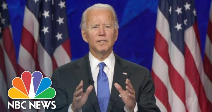 Biden Delivers Thanksgiving Address