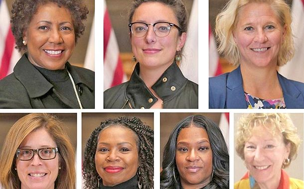 Historic All-Woman Council to Lead Asheville City Government